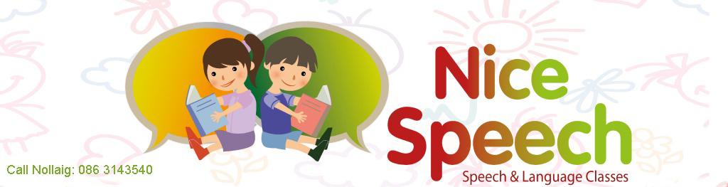 Nice Speech Logo